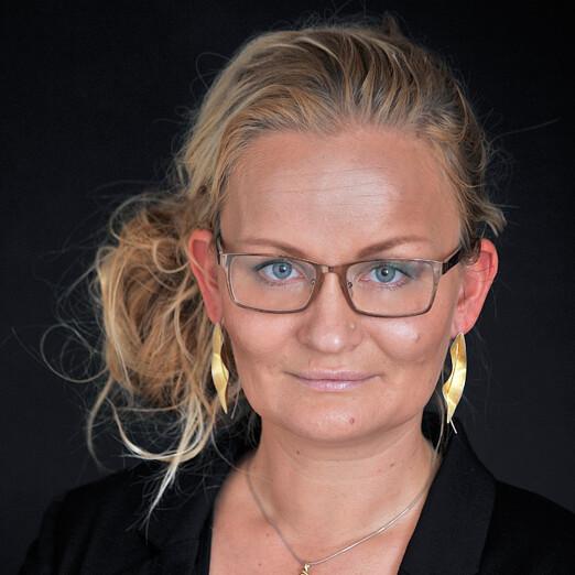 Klinisk diætist Jane Hjort